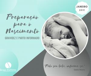 Braga Materna Preparação para o nascimento